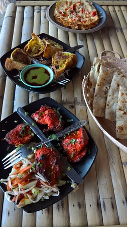 Good indian food but pricey and small portions picture of haad haad chao phao bungalows hostel good indian food but pricey and small portions forumfinder Image collections