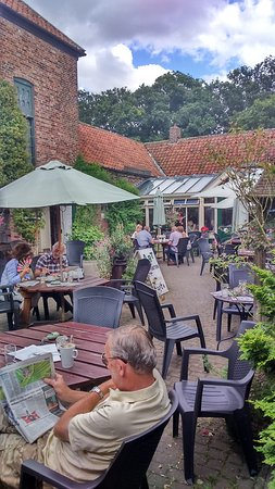 Bainton, UK: Wolds Village
