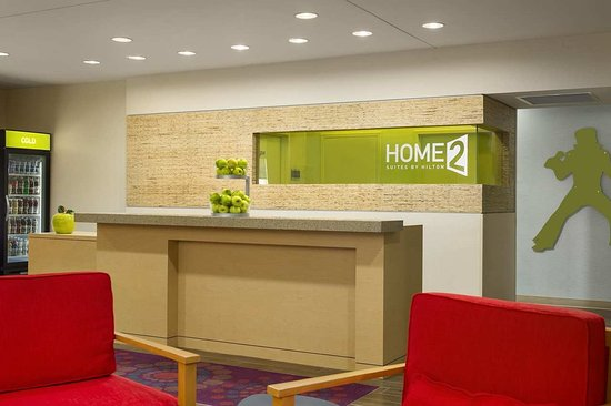 Home2 Suites by Hilton Nashville Vanderbilt: Lobby