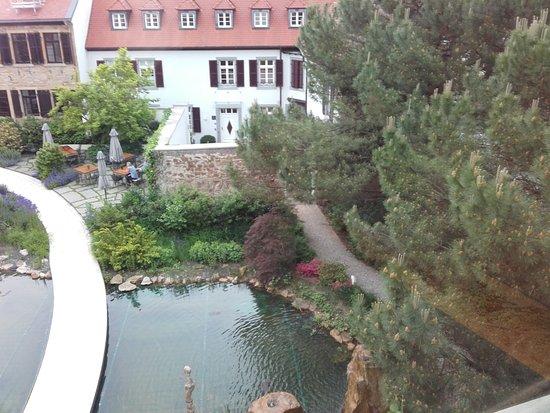 Deidesheim, Tyskland: Kaisersgarten