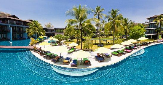 Holiday Inn Resort Krabi Ao Nang Beach: Hotel Scenery
