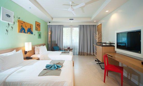 Holiday Inn Resort Krabi Ao Nang Beach: Twn Premier Garden Room
