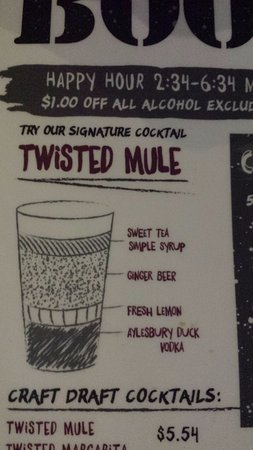 Twisted Mule