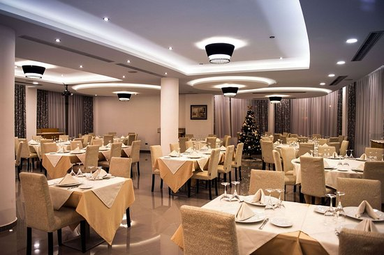 Hotel Airport Tirana: Restaurant