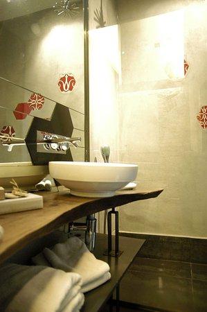 Gumusyan Hotel-Bathroom