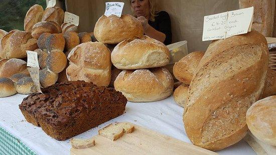 Kinvara, Irland: bread