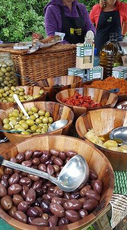 Kinvara, Irland: Yummy Olives