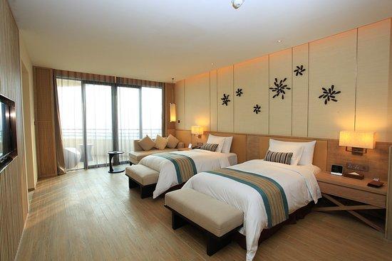 Yangjiang, Cina: Adjoining Room