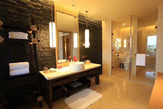 Yangjiang, Cina: Guest Bathroom