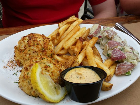 Side Dishes Go Good With Crab Cakes