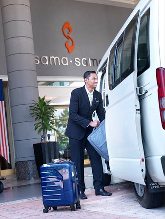 Sama-Sama Hotel KL International Airport: Shuttle Service