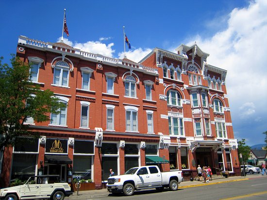 Historic Downtown Durango Old Hotel District