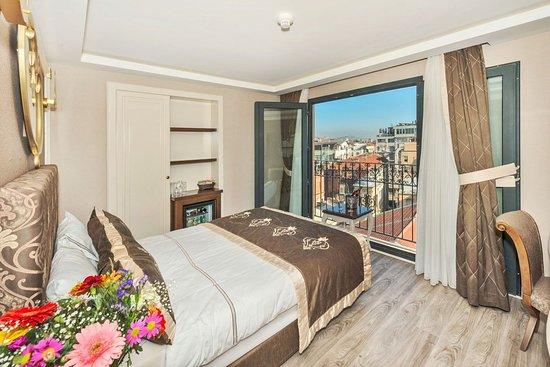 Hotel Pera Hill : Standard Single Room