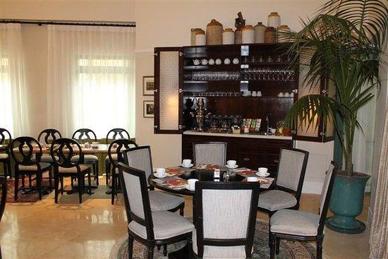 Arthur Hotel Jerusalem - an Atlas Boutique Hotel : Breakfast Area