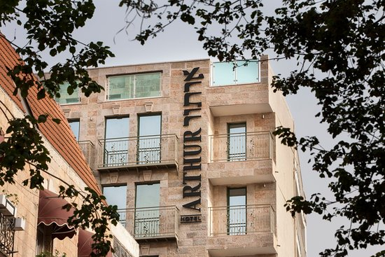 ‪Arthur Hotel Jerusalem - an Atlas Boutique Hotel‬