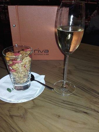Deidesheim, Allemagne : Bar Restaurant Riva