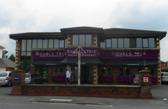 Double Tree Indian Restaurant: doubletree from garstang road