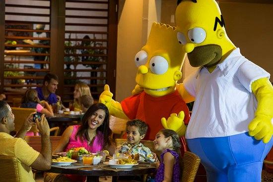 Image result for universal orlando character breakfast hardrock