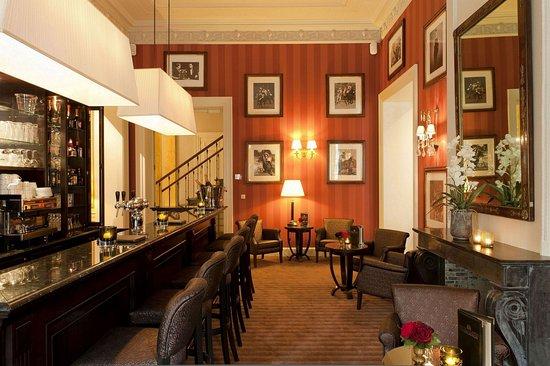 Grand Hotel Casselbergh Bruges: Bar