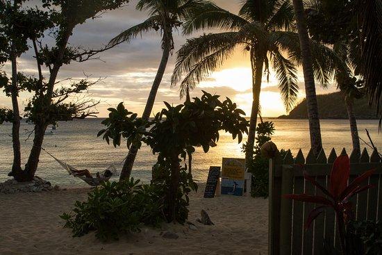 Waya Island, Fidschi: View from Bure 20