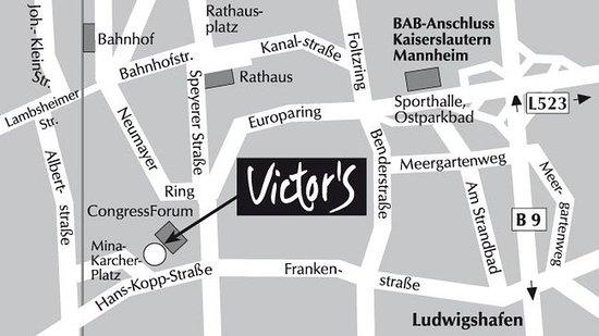 Victor's Residenz Hotel Bild