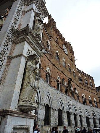 سيينا, إيطاليا: Palazzo Pubblico
