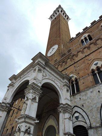 Siena, Włochy: Cappella di Piazza