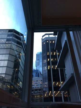 Coast Coal Harbour Hotel: Room View