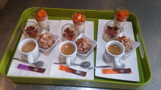 Pause Express: Café gourmand