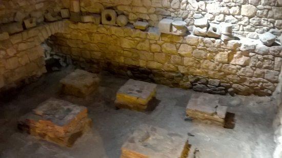 Baños Romanos Girona:Banos Romano's