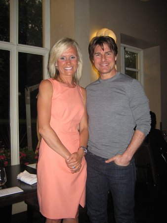 Green Olive Restaurant : MY Wife & Tom Cruise