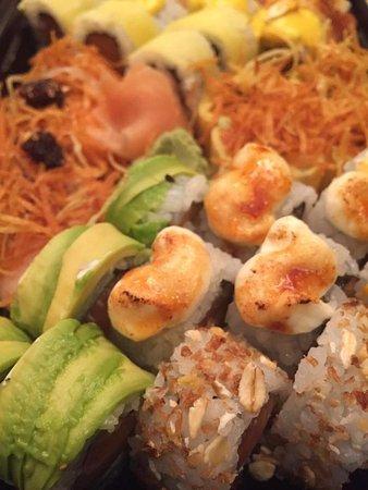 SushiTrue: Combinado Premium de 24 piezas