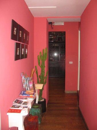 B&B La Dimora degli Angeli: hallway