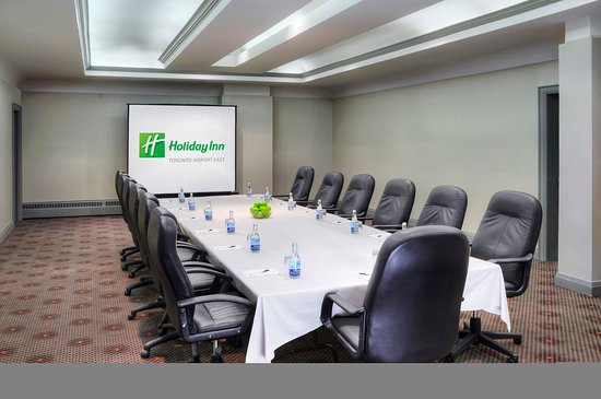 Holiday Inn Toronto Airport East: Let us plan your next meeting together