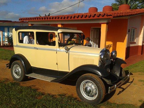 Villa El Habano: Viñales tour.