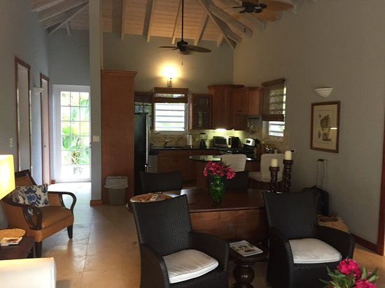Meads Bay Beach Villas: villa 4