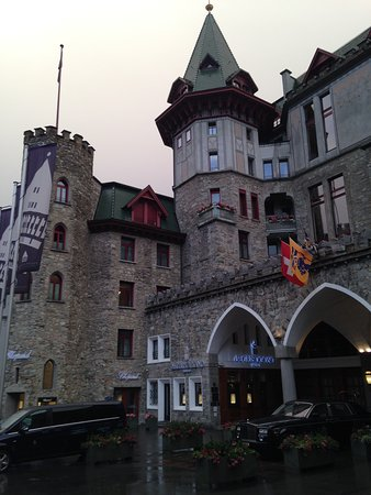 Badrutt's Palace Hotel Photo