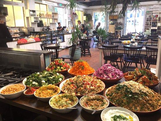 Grandma 39 s at mcevoy alexandria mediterranean restaurant for Alexandria mediterranean cuisine