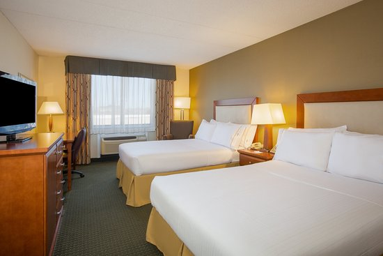 Holiday Inn Express Exton - Lionville: Two Double Bed Guest Room