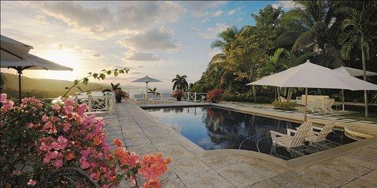 Round Hill Hotel & Villas: Luxury Villa