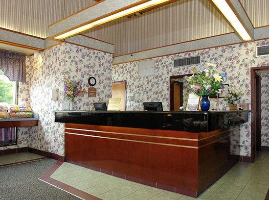 Staunton, Βιρτζίνια: Lobby