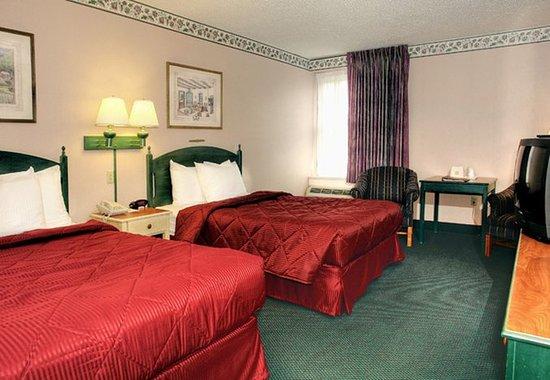 Staunton, Βιρτζίνια: Double Room