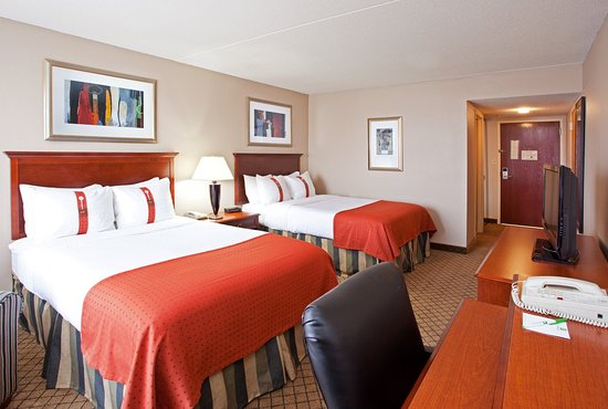 Holiday Inn Hotel & Suites Cincinnati-Eastgate: 2  Double Bedded Room