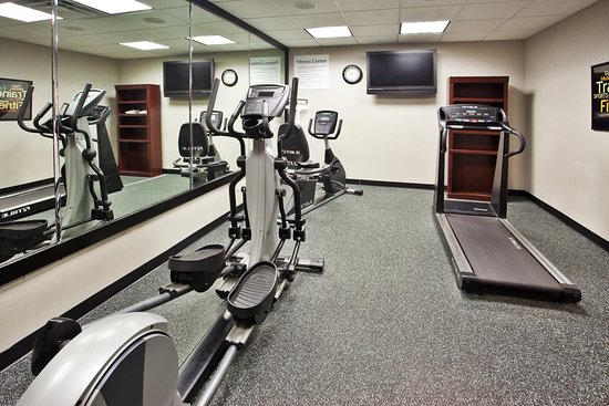 Holiday Inn Express & Suites Kimball: Fitness Center