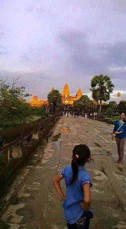 โรงแรมซิตี้ อังกอร์: City Angkor Hotel