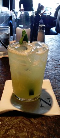 San Clemente, CA: Cucumber Collins - very refreshing