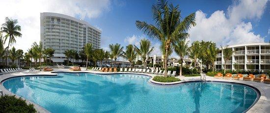 Hilton Fort Lauderdale Marina: Pool