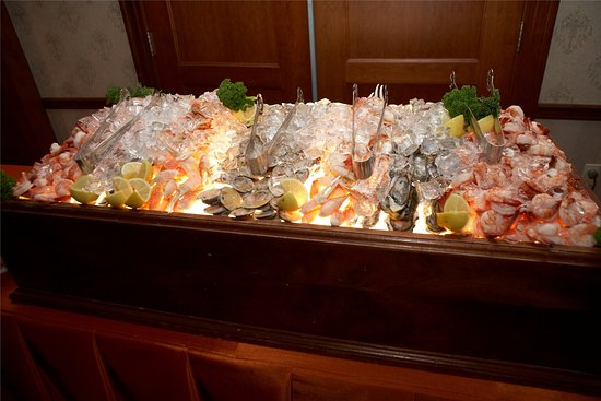 Livingston, Nueva Jersey: Catering Seafood Raw Bar