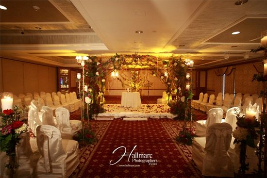 Livingston, Nueva Jersey: Hallmarc Ceremony Shot