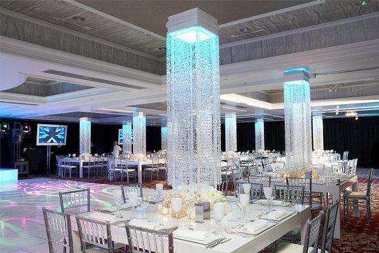 Livingston, NJ: Wedding Setting